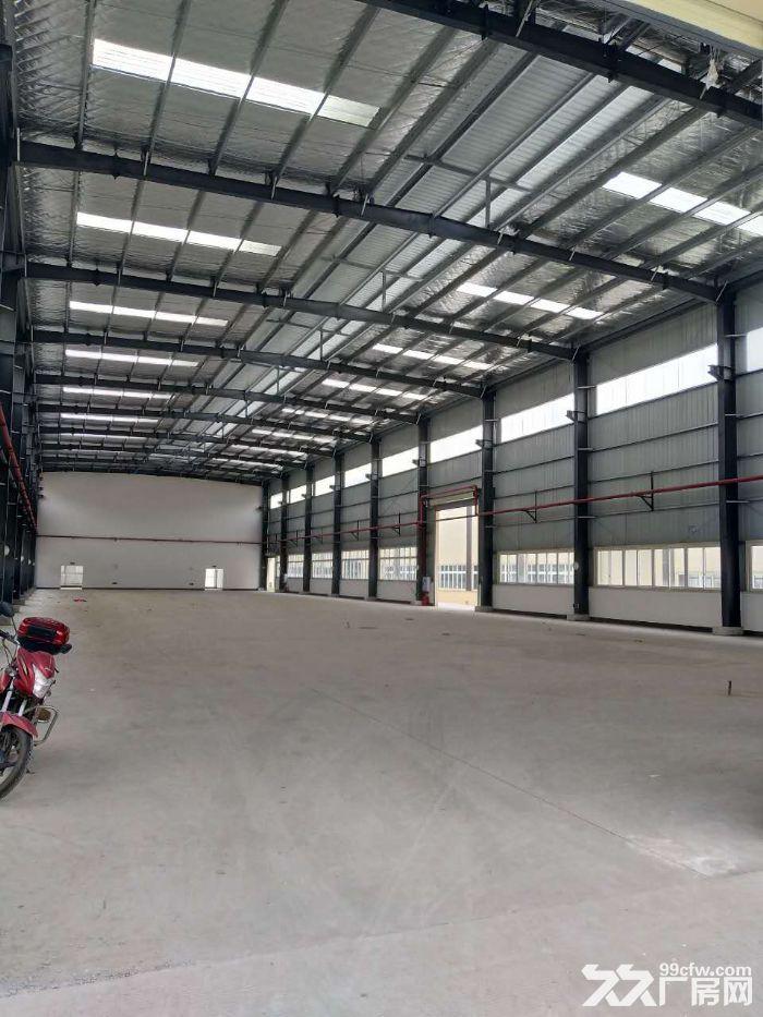 租售400−2万平米单层12米带独立庭院独栋厂房-图(5)