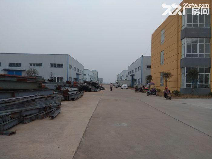 上石桥工业园区超大厂房出租,可随意调头,办好环评证-图(3)