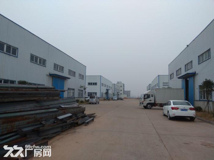 上石桥工业园区超大厂房出租,可随意调头,办好环评证-图(5)