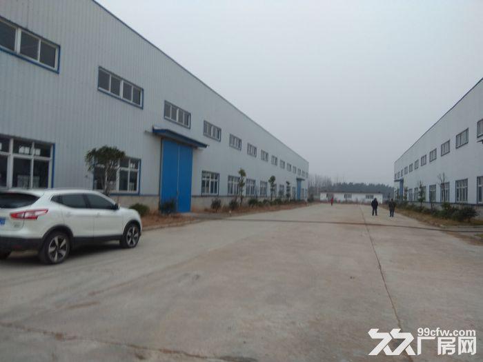 上石桥工业园区超大厂房出租,可随意调头,办好环评证-图(6)