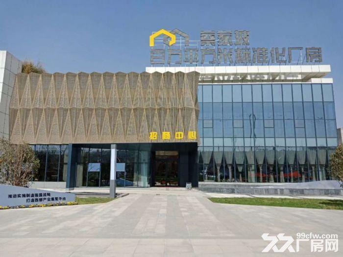 出售蔡家坡钢结构、框架结构厂房,1000㎡起,周边汽车整装企业成熟-图(2)