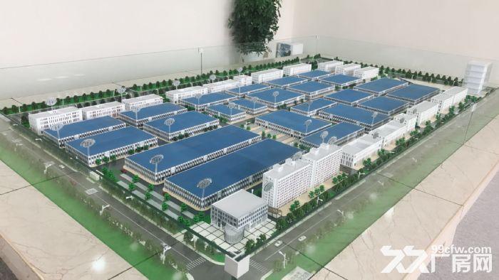 联东U谷·高标准厂房出租-图(1)