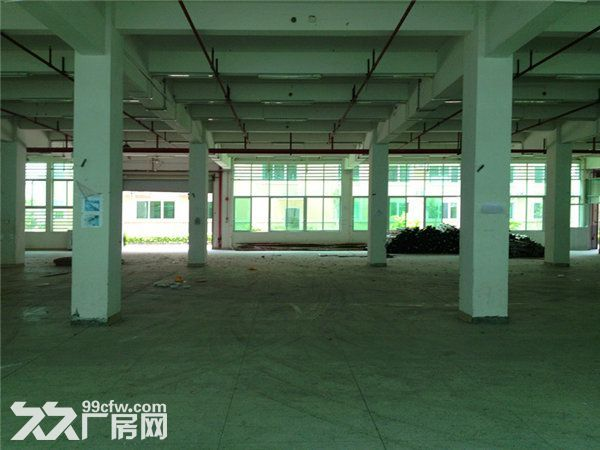 南沙东涌太石工业区3000标准厂房出租-图(2)