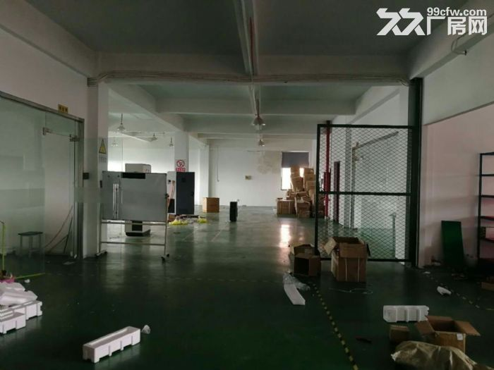车墩工业区820平米三楼一房东厂房-图(5)