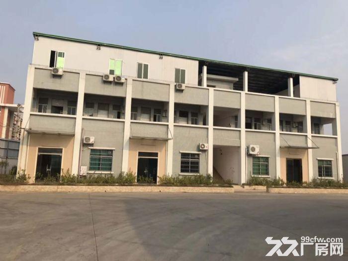 泰美占地33000m2工业用地厂房出售-图(1)