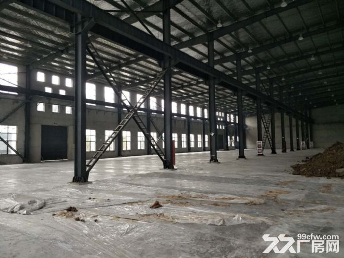 六安厂房租赁、独立办公、单层轻钢-图(3)