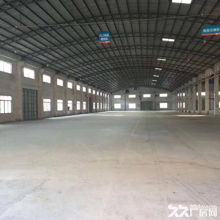 古镇海州2500方星棚出租可分租-图(1)