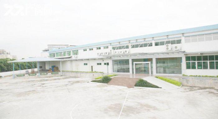 8000平方方单一层物流仓库厂房招租-图(1)