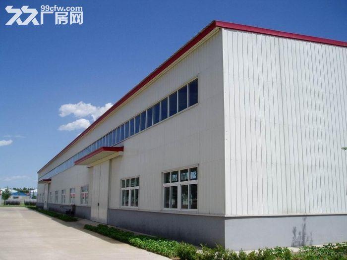 V翔安区1200平X4层X2栋独院厂房出租-图(1)
