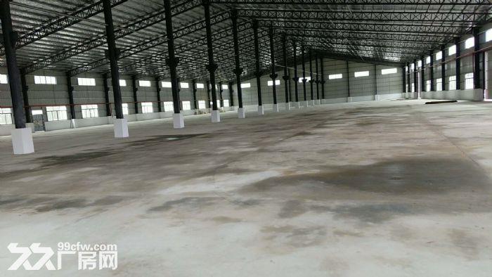 单一层钢结构厂房10元出租-图(2)