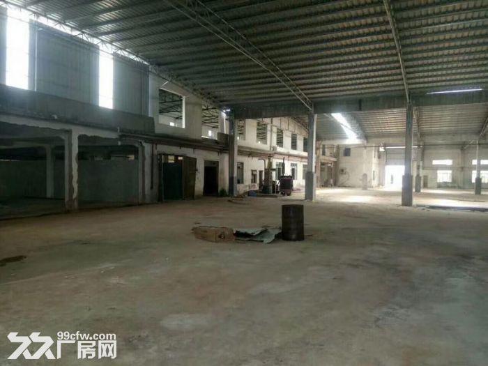 单一层钢结构厂房10元出租-图(4)