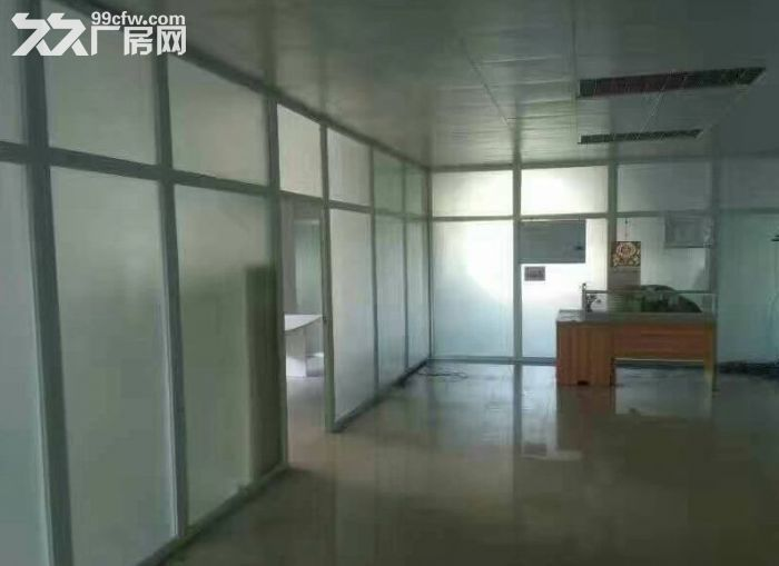 火炬开发区2000方钢构厂房出租可分租高八米-图(2)
