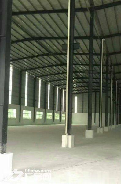 火炬开发区2000方钢构厂房出租可分租高八米-图(1)