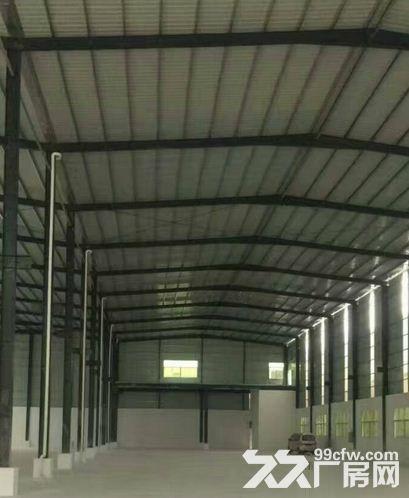 火炬开发区2000方钢构厂房出租可分租高八米-图(3)