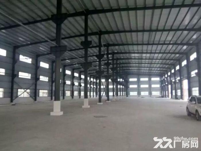 惠东白花新出独院钢构厂房10000平米出租-图(1)
