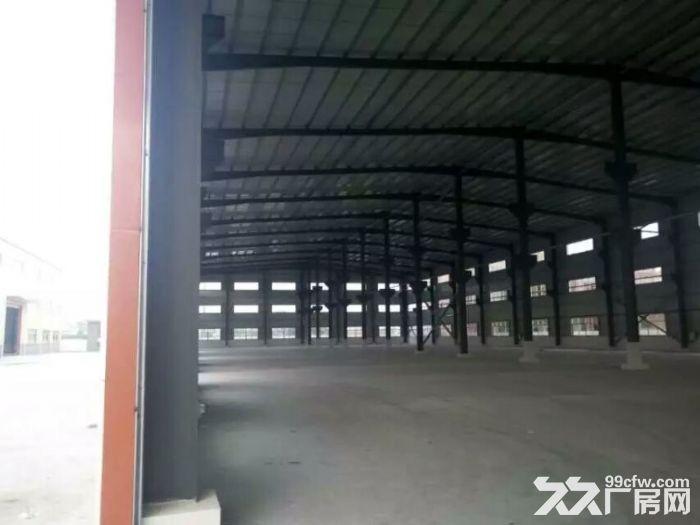 惠东白花新出独院钢构厂房10000平米出租-图(2)