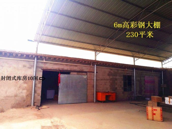 个人库房出租,可用于仓储和加工生产-图(1)