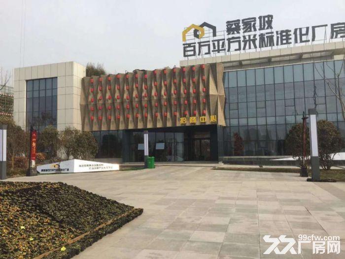 蔡家坡百万平米标准化厂房(西安厂房)-图(5)