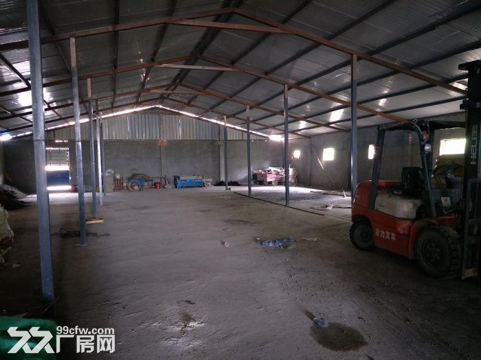 出租厂房400−500平米,可进无烟小型加工厂-图(1)
