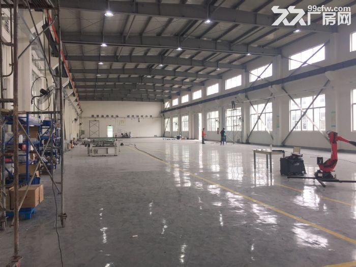 车墩一房东独院独栋2000平米有行车厂房-图(2)