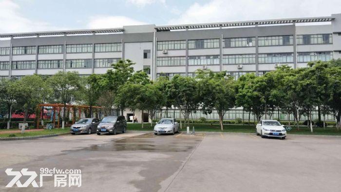 花都汽车城工业区3200平米厂房出租形象靓-图(2)