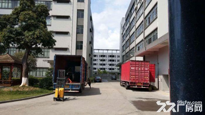 花都汽车城工业区3200平米厂房出租形象靓-图(4)