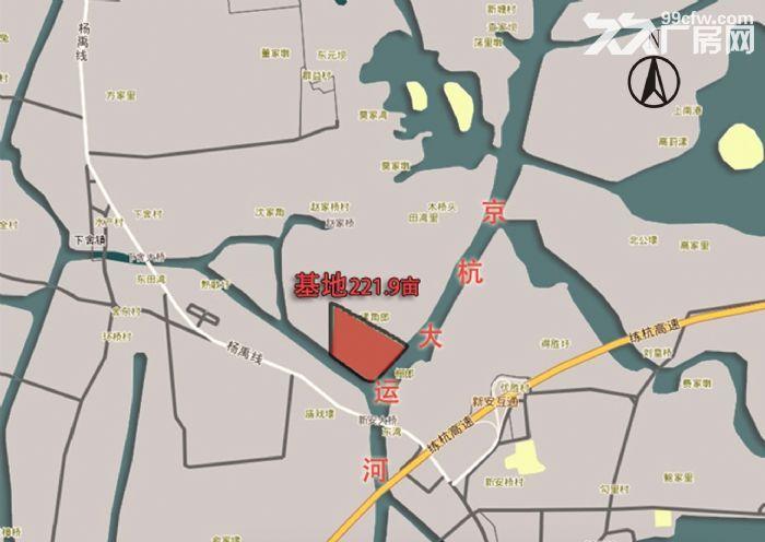 余杭北全新产业园厂房!三证齐全!800−5000方!高速口位置好-图(1)
