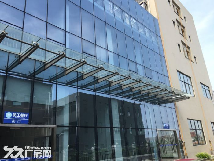 双流物连传感10000平米高标准车间宿舍出租-图(2)