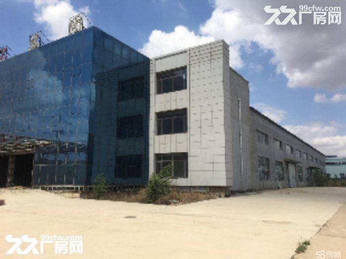 超大厂房招租5700m²厂房+2700m²办公-图(1)