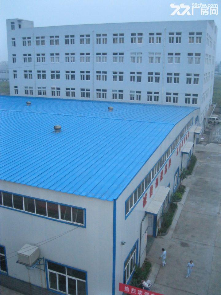 郑州管城区1800平可分割标准厂房仓库出租-图(1)