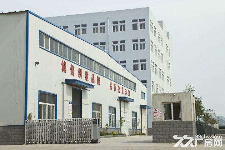 郑州管城区1800平可分割标准厂房仓库出租-图(3)