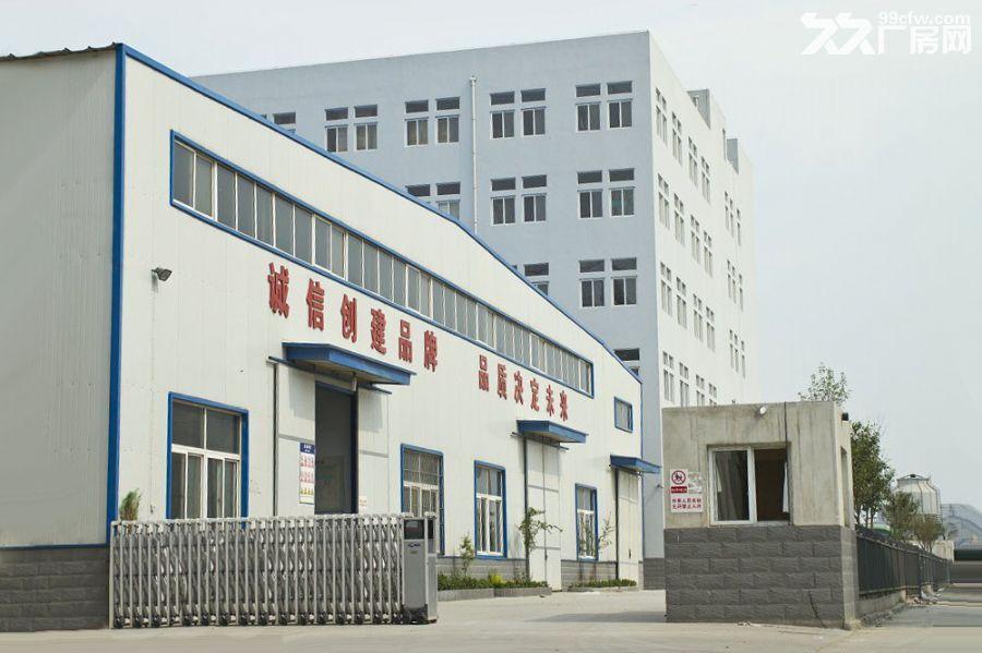 文兴路有标准写字楼仓库出租220平方环境优良-图(3)