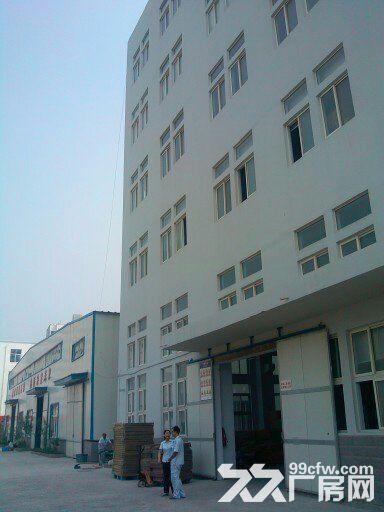 郑州出租管城周边标准仓库厂房800平临街临路-图(1)