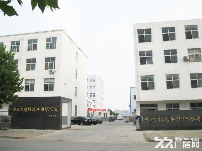 郑州出租管城周边标准仓库厂房800平临街临路-图(3)