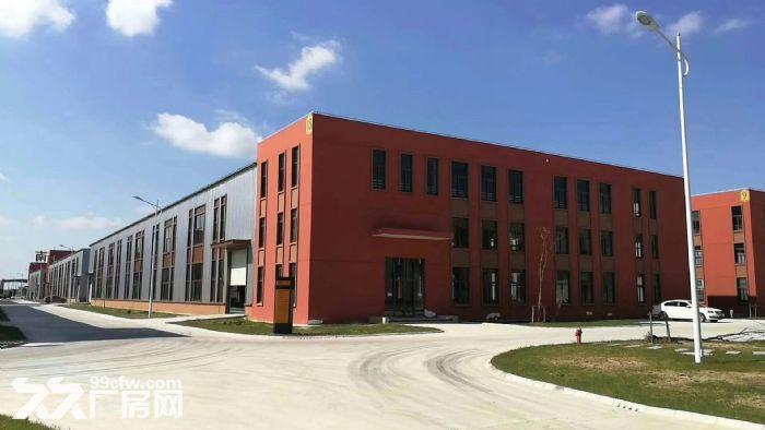德清全新两层独栋产业园厂房出售50年产权临近高速可按揭-图(2)