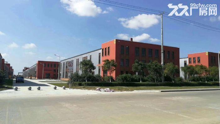 德清全新两层独栋产业园厂房出售50年产权临近高速可按揭-图(3)