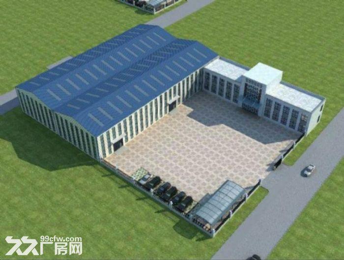 定制型独院生产办公厂房,送院子-图(1)