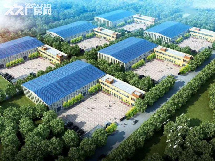 定制型独院生产办公厂房,送院子-图(3)