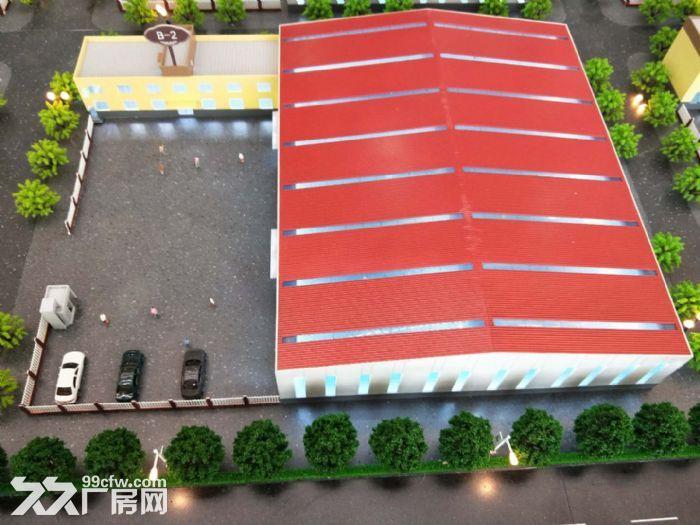 定制型独院生产办公厂房,送院子-图(8)