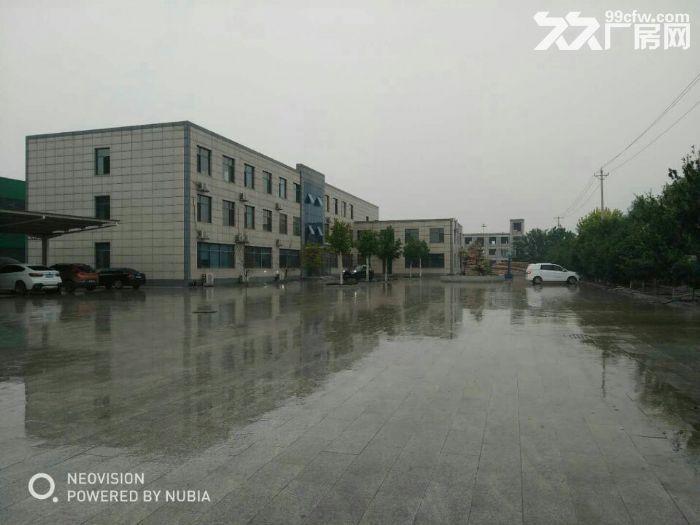 北京周边有房本正规工业园区库房出租17000平-图(1)
