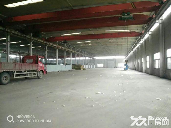 北京周边有房本正规工业园区库房出租17000平-图(4)