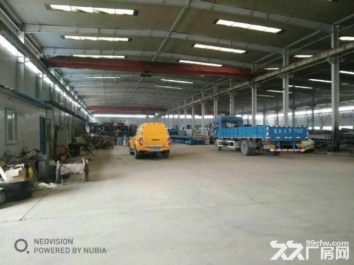 北京周边有房本正规工业园区库房出租17000平-图(6)