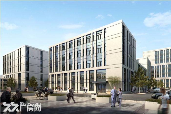 售标准厂房可研发生产办公50年大产权有房本临京津京沪双高速-图(3)