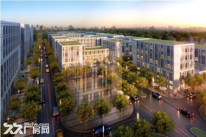 售标准厂房可研发生产办公50年大产权有房本临京津京沪双高速-图(4)