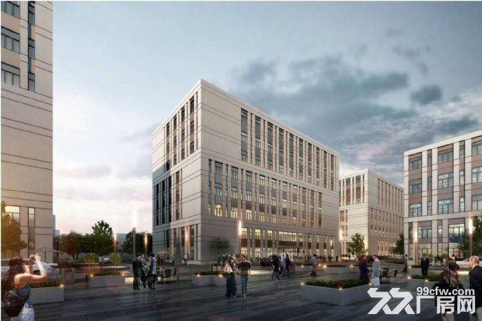 出售独栋厂房可研发办公首层7.2米临高速配套齐可环评有房本-图(2)