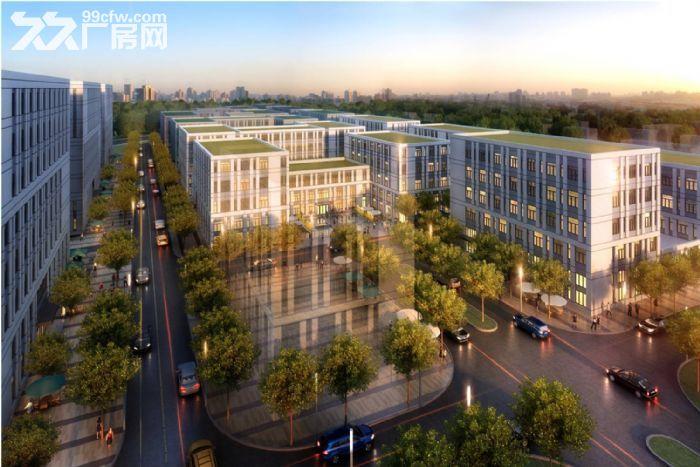 出售独栋厂房可研发办公首层7.2米临高速配套齐可环评有房本-图(4)