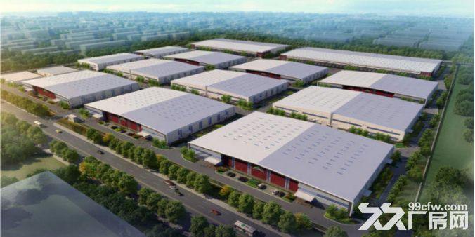 北辰正规园区高标厂房真实信息3150平米出租-图(3)