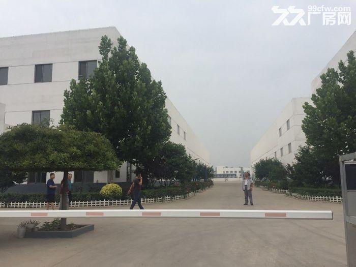 出租津南3744平米厂房+1000平米办公住宿-图(1)