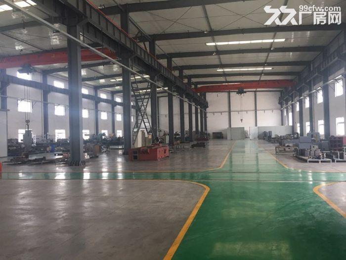 出租津南3744平米厂房+1000平米办公住宿-图(4)