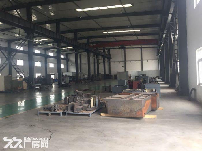 出租津南3744平米厂房+1000平米办公住宿-图(5)